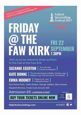 Falkirk Storytelling Festival Sept 17